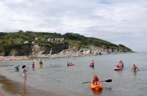 Nearby Aberporth Beach
