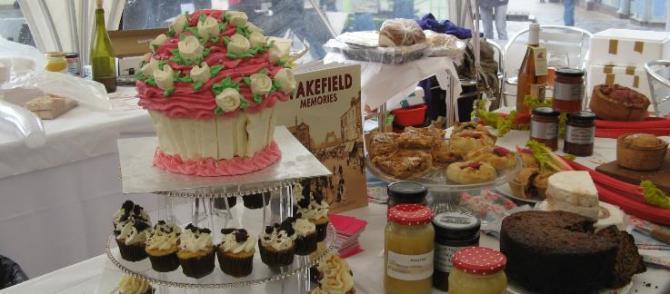 Wakefield Festival of Food Drink & Rhubarb