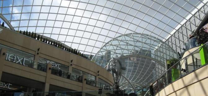 Trinity Leeds - discover one of England's best city centre shopping centres!