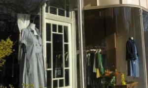 Chic boutiques in Harrogate's Montpellier Quarter