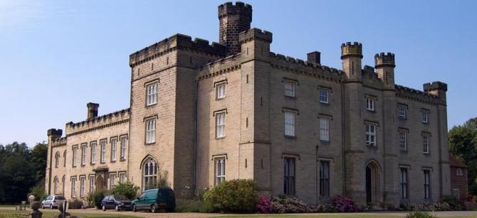 Chiddingstone Castle Kent