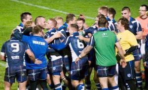 Rugby World Cup, Scotland vs Tonga 2013
