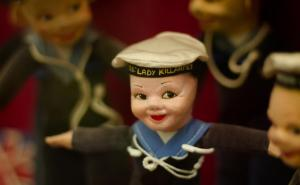 Exhibit in the Museum of Childhood