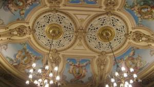 Heritage Tours of the Grade II Listed Grand Theatre Blackpool