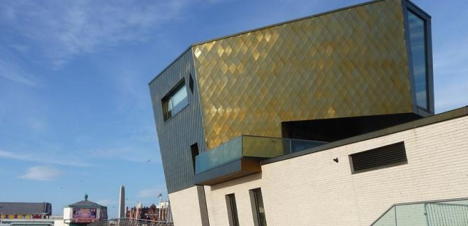 Festival House Blackpool with two Promenade Rooms licensed for Weddings & Civil Partnerships