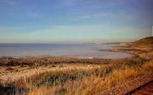 View over the Solway Firth