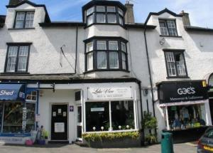 Stay in Bowness guest house close to the shores of Windermere