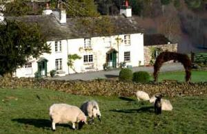 Stay in a farmhouse B&B close to Coniston Water