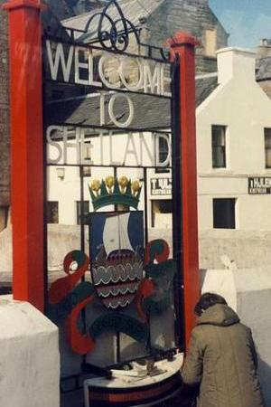Welcome to Shetland!