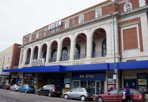 The Art Deco Odeon