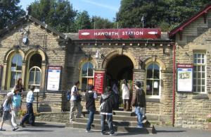 Haworth Station, Keighley & Worth Valley Railway