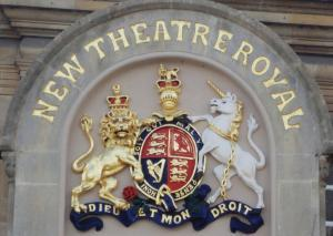 Crest of the Theatre Royal