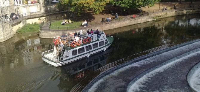 Bath by Boat