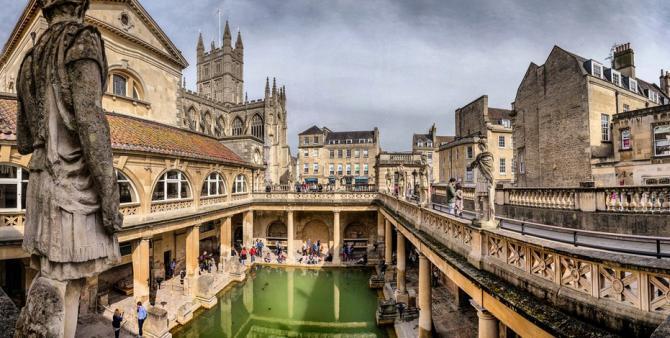 Bath's Roman Baths and so much more