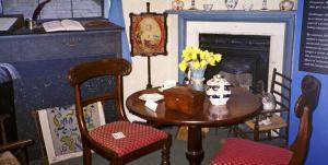 Inside the Jane Austen Centre