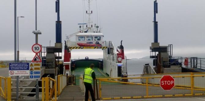 The Fetlar Ferry