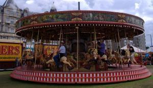 Carters Steam Fair at Weston