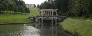 Prior Park and Palladin Bridge