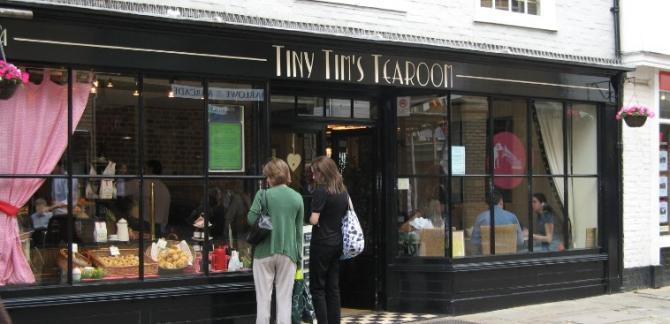 Tiny Tim's Tearoom