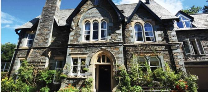 Spectacular Victorian B&Bs in the UK