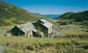 Mountain Cottages for Groups in the UK