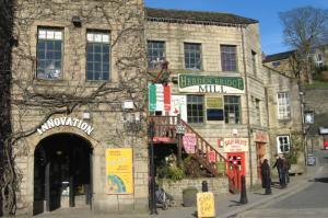 Hebden Bridge - a treasure trove of craft, gift and vintage shops