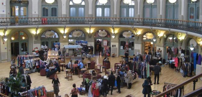 Leeds Corn Exchange Vintage & Craft Fairs