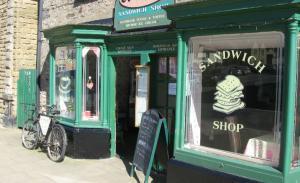 Independent shops in Leyburn