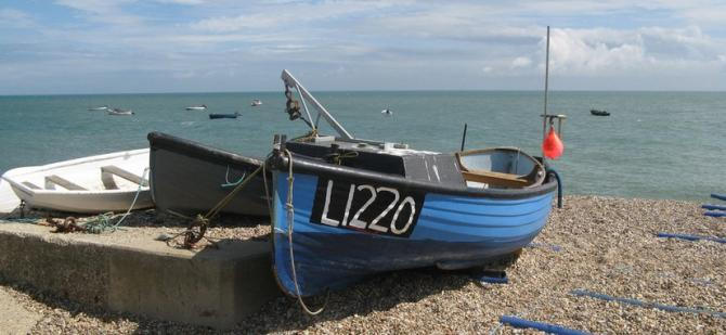 Selsey East Beach Views