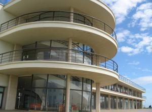 De La Warr Pavilion, Bexhill-on-Sea
