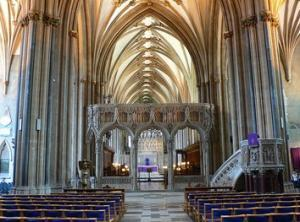 Visit some great attractions during your stay including Bristol Cathedral