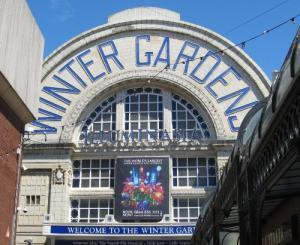 Iconic Blackpool Entertainment Venues - Winter Gardens