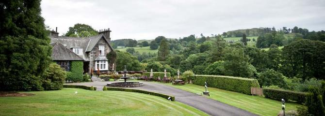 Luxury Country House Dog Friendly Hotels in Windermere