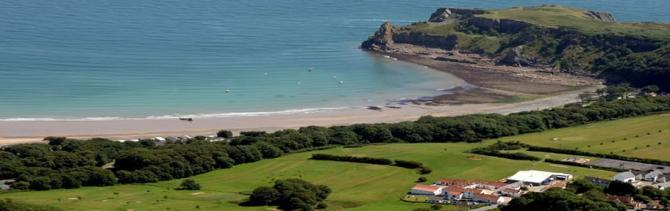 Book a dog friendly cottage in Tenby on the Pembrokeshire Coast