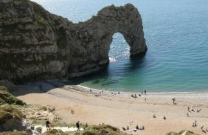 Durdle Door - Dogs Welcome All Year Round!