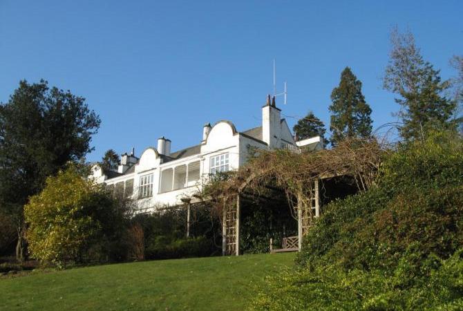 Arts & Crafts Style Brockhole House & Gardens