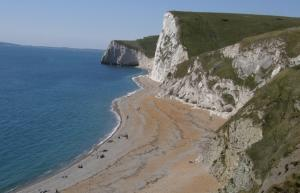 Spectacular coastal walking with dogs - Dorset's Jurassic Coast