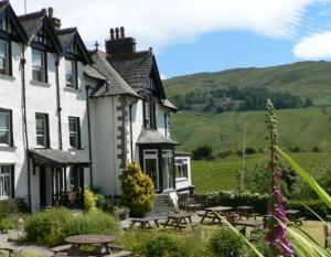 Walking weekends for two - luxury romantic inns with fell backdrop