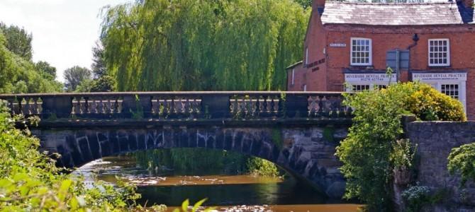 River Weaver, Nantwich