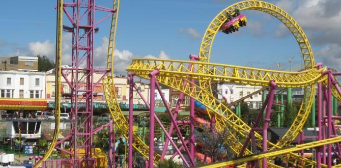 Adventure Island Theme Park, Southend
