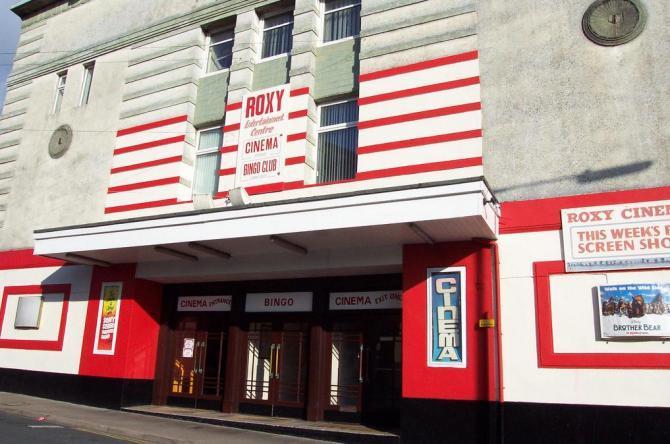 Roxy Cinema in Ulverston