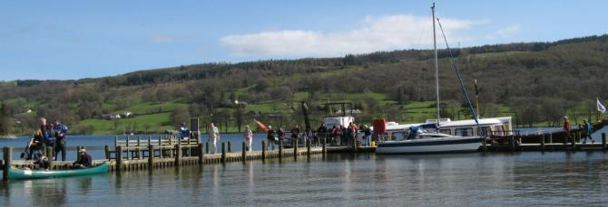 Boat Trips on Coniston Water