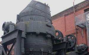 See one of the few surviving Bessemer Converters at Kelham Island Museum!
