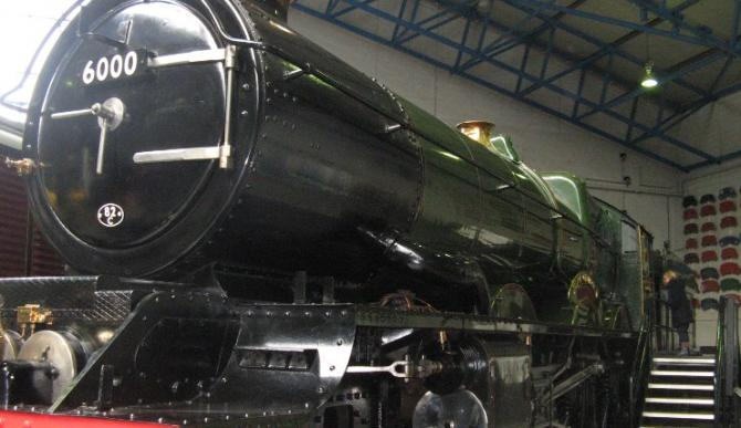 Get up close to Heritage Steam Trains at the FREE entry National Railway Museum York