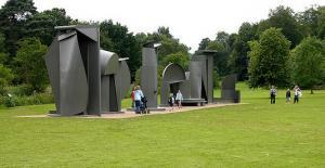 FREE entry Yorkshire Sculpture Park