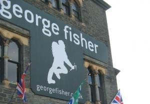 Independent outdoor shops - George Fisher Keswick