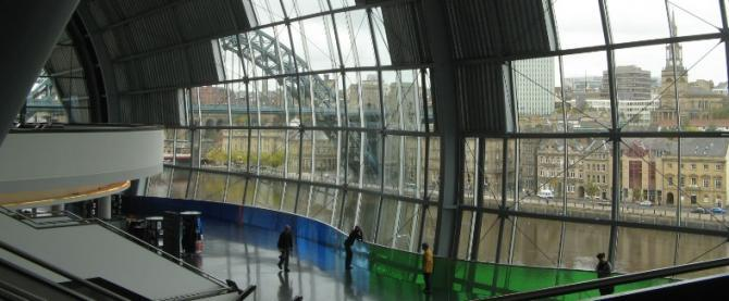 The Concourse, Sage Gateshead