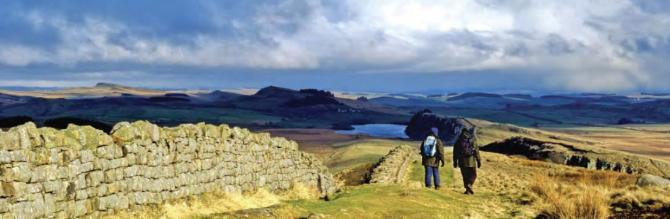 Walking Holidays in the Northumberland National Park around Bellingham