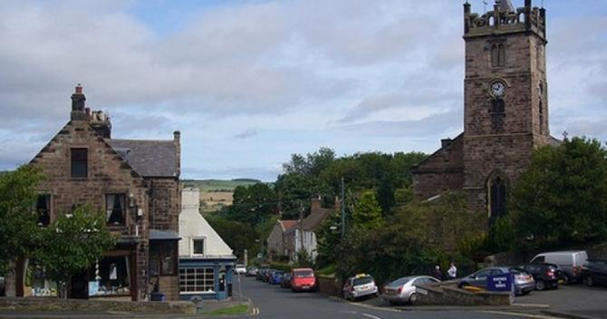 Wooler is a stone-built market in Glendale - the perfect gateway into the Cheviot Hills & Northumberland National Park