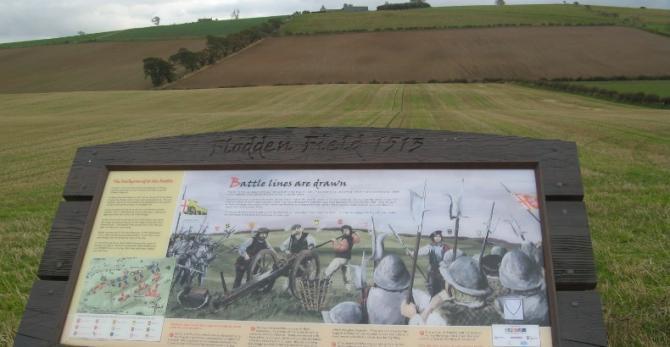 Flodden Field Battlefield Site